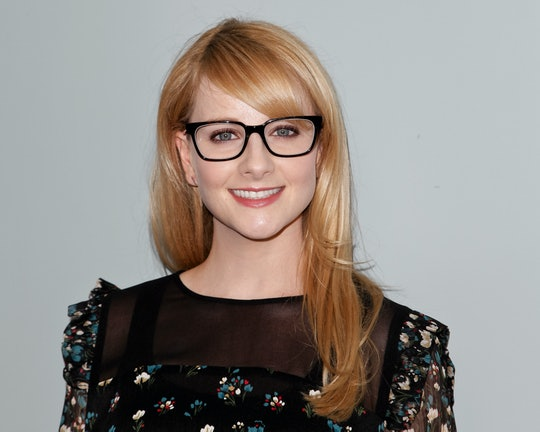 Actress Melissa Rauch announced the birth of her second child.