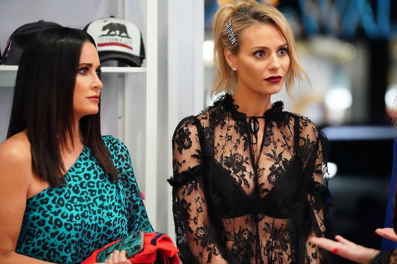 Kyle Richards & Dorit Kemsley on 'The Real Housewives of Beverly Hills'