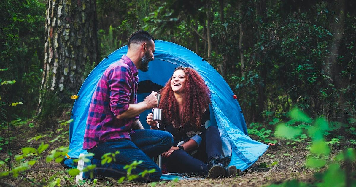 Auf campingplatz sex dem auf dem