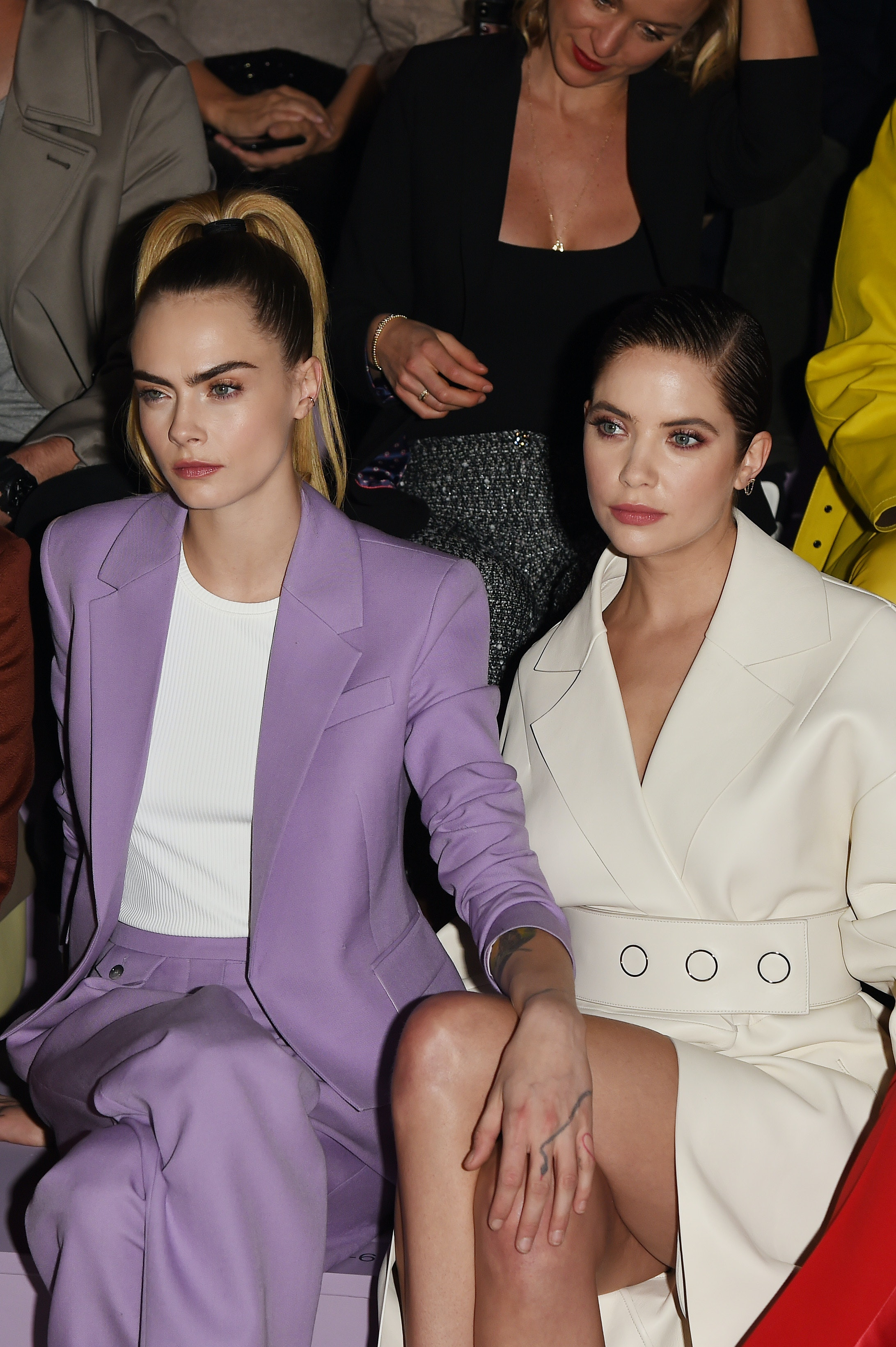 Ashley Benson Cara Delevingne Reportedly Split After 2 Years Of Dating