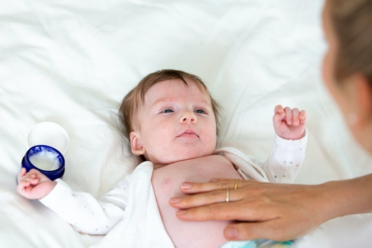 Experts say the best creams for baby eczema are thick and fragrance-free.