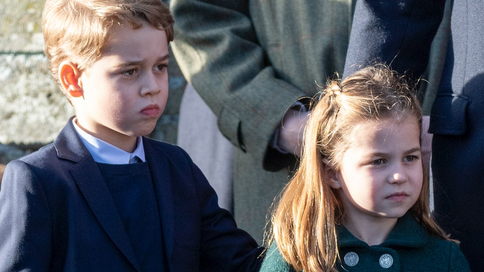 Prince George is apparently wishing he got to do his sister's homework, according to Kate Middleton.