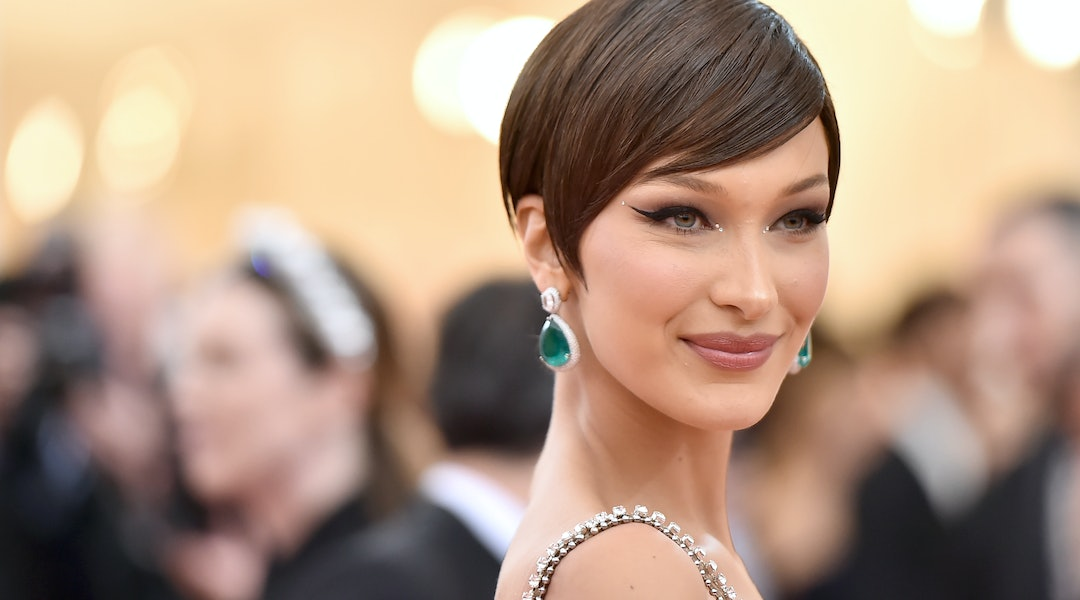 Bella Hadid's Met Gala looks are always stunning and unique.
