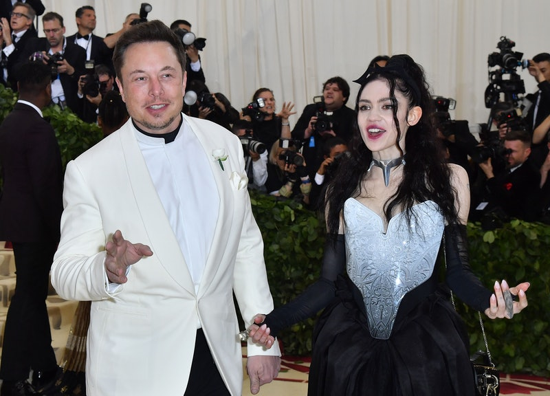 How To Pronounce X Æ A-12, According To Grimes & Elon Musk
