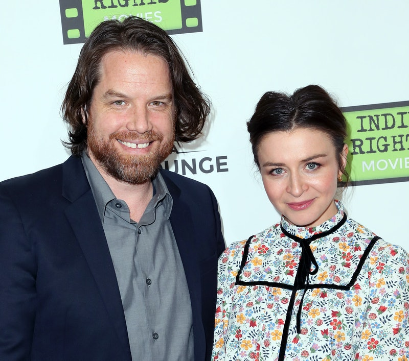 'Grey's Anatomy's Caterina Scorsone & husband Rob Giles announced they've separated after 10 years of marriage.