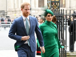 Prince Harry, Meghan Markle, and Queen Elizabeth II showed their respects to the Black Lives Matter ...