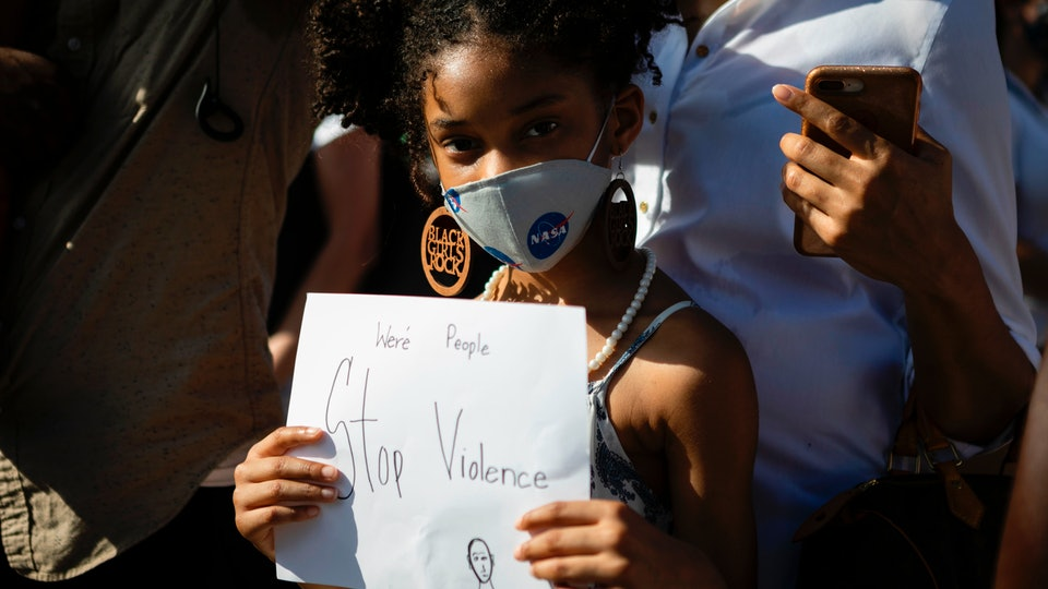 Here's how you can support organizations fighting for racial equality and justice right now.