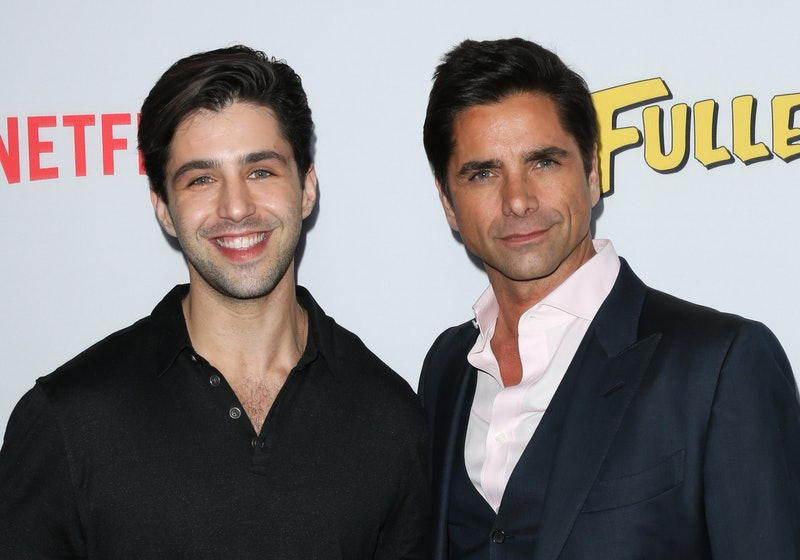 'Grandfathered' costars Josh Peck & John Stamos reunited again in 'Fuller House' Season 5