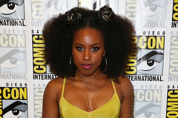 Asha Bromfield, who played Melody on 'Riverdale'