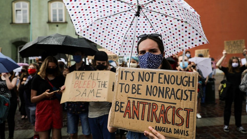 How to incorporate anti-racism into your own life to join the movement.