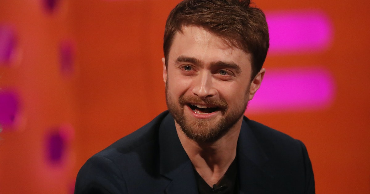 Daniel Radcliffe's First Major Solo Stunt In 'Harry Potter' Is Riddikulus