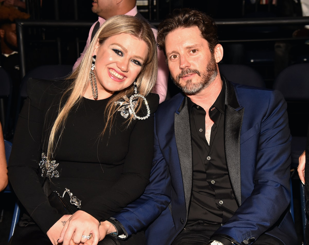 Kelly Clarkson reportedly filed for divorce from Brandon Blackstock.