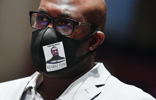 """George Floyd's brother testified in front of Congress on Wednesday, calling for lawmakers to """"stop the pain""""."""
