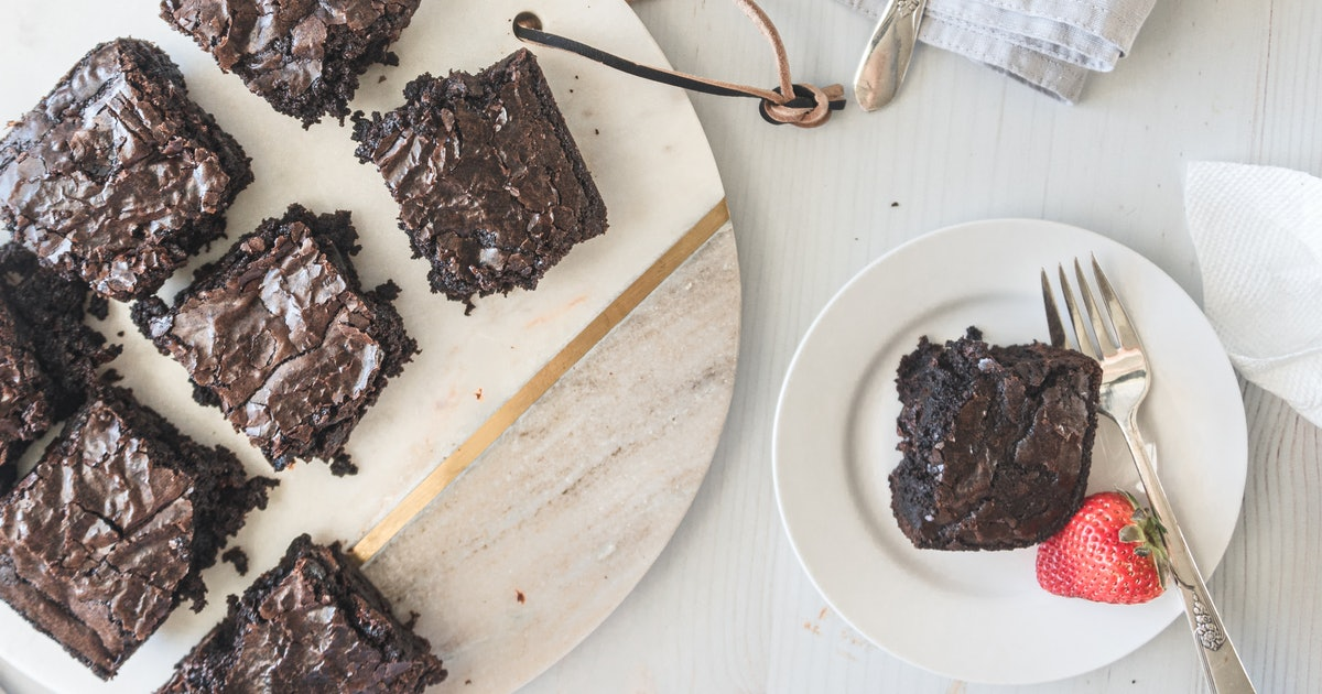 10 Brownie Recipes Without Flour For Everyone To Enjoy