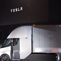 Tesla: Semis are getting ready for massive production upswing, Musk says