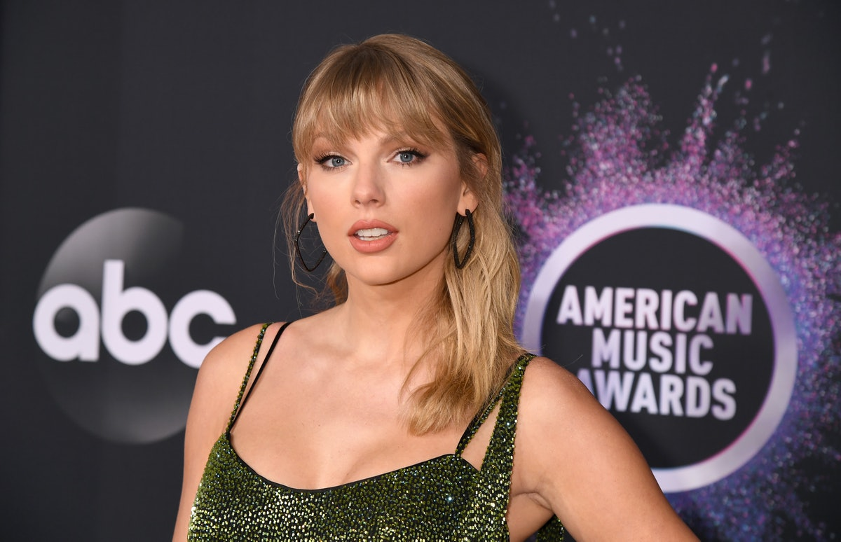 Taylor Swift's statement about Confederate statues calls out her home state.