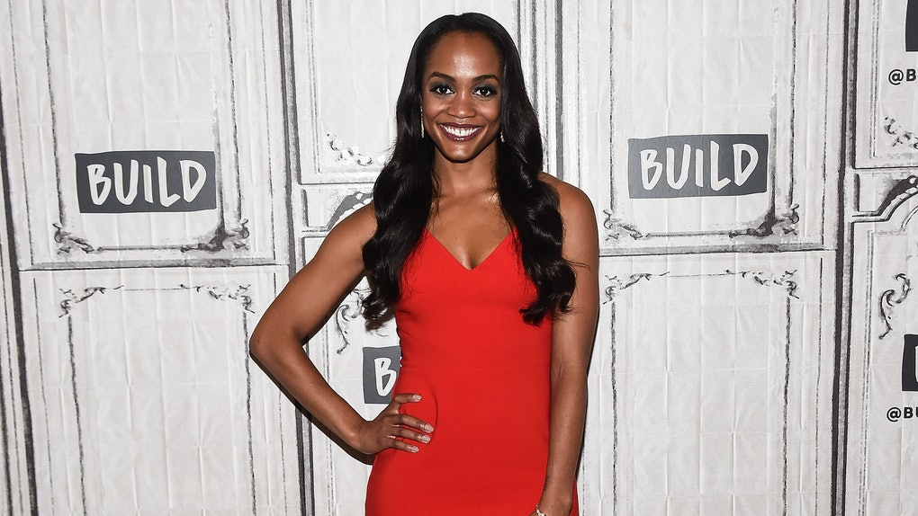 Rachel Lindsay's reaction to Matt James as 'The Bachelor' is calling it a social response to the protests.