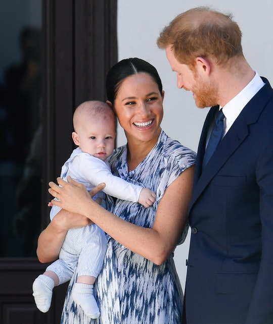 Prince Harry's second Father's Day will likely be low-key.