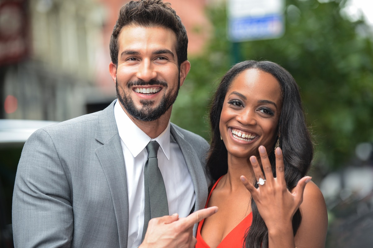 Rachel Lindsay and Bryan Abasolo's relationship timeline couldn't be cuter.