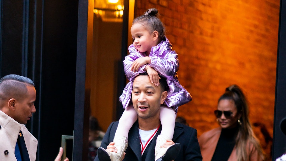 John Legend will host a one hour Father's Day special on ABC, where he will perform and have guest appearances from other famous fathers.