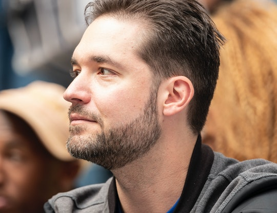 Alexis Ohanian recalled a night where he fell asleep in his own car and failed a sobriety test after...