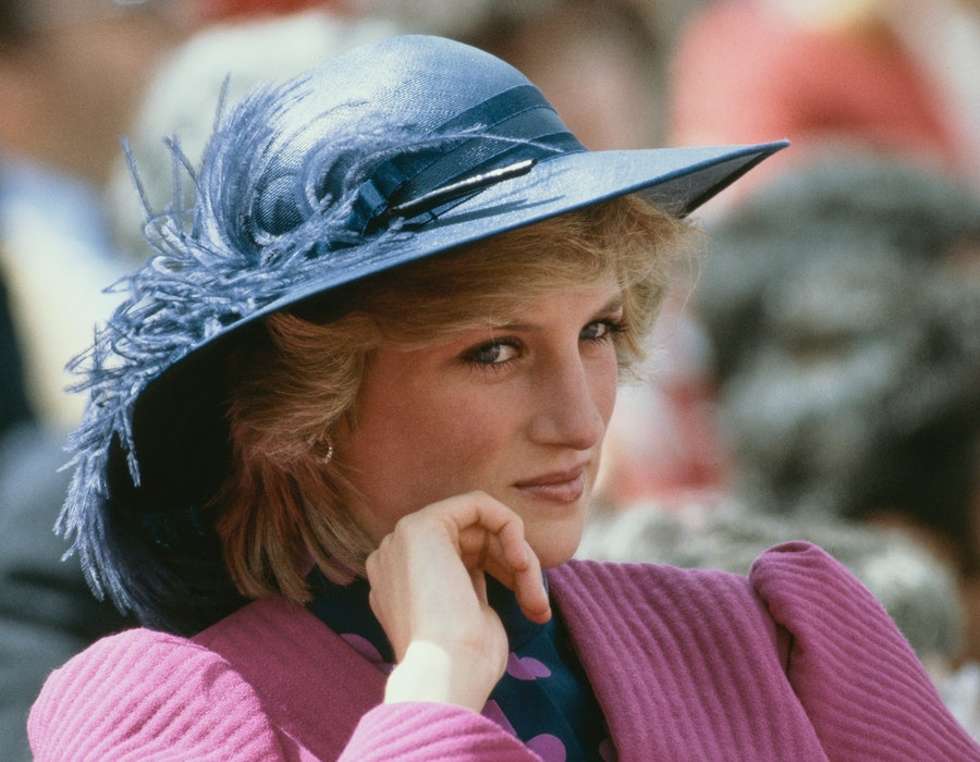 Princess Diana's most iconic beauty moments include a rare updo, plenty of hair accessories, and, of course, blue eyeliner