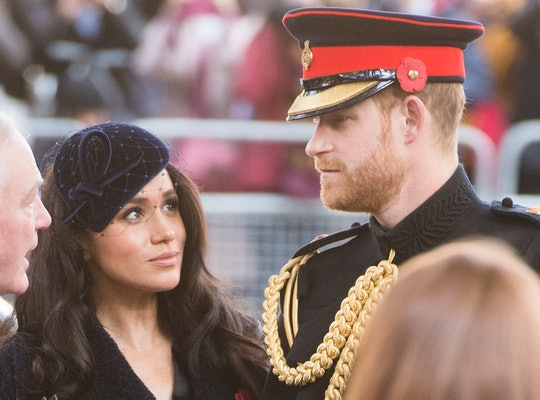 Meghan Markle and Prince Harry shared their support of #BlackLivesMatter.