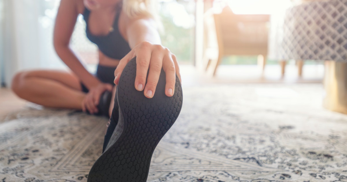 Sitting All Day? Here Are 11 Stretches To Loosen Up
