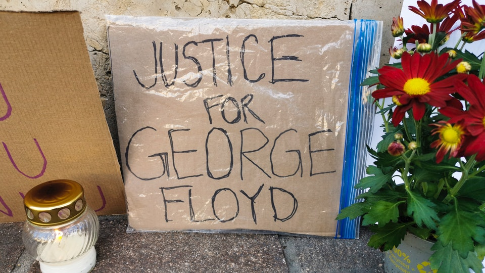 A petition called for Justice For George Floyd has made history.
