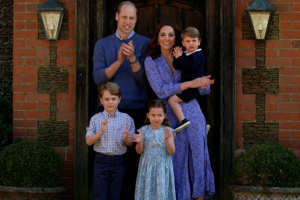 Kate Middleton's photos of Prince William celebrate his birthday.