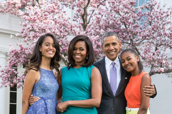 Michelle Obama's Father's Day 2020 Instagram is a sweet tribute to Barack.