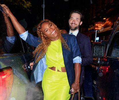 Serena Williams is a Libra, and Alexis Ohanian is a Taurus.