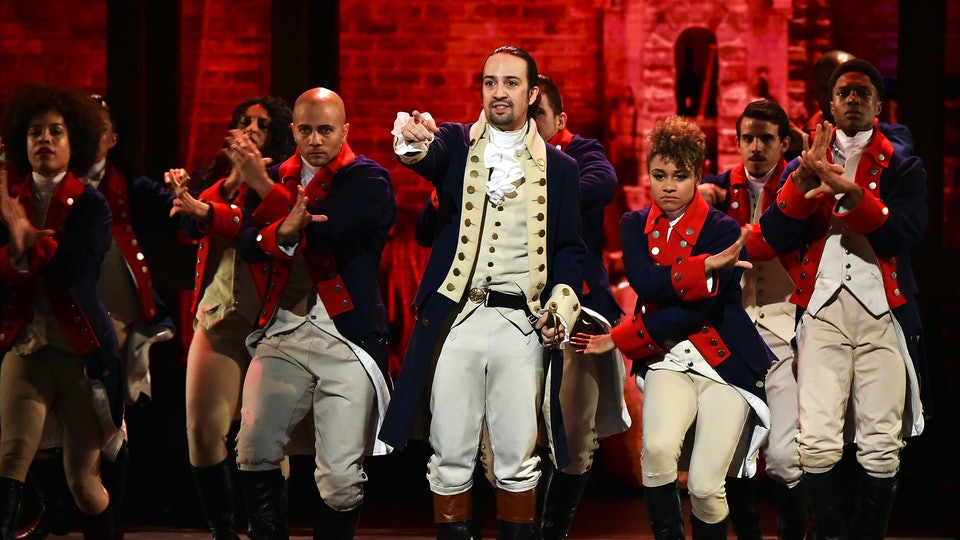 """Disney+ has released a new """"Hamilton"""" trailer ahead of the film's July premiere on the streaming service."""