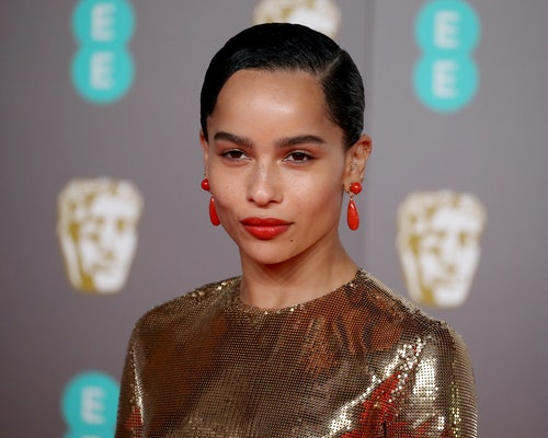 Zoë Kravitz's pixie cut is one of the most dramatic hair changes of all time