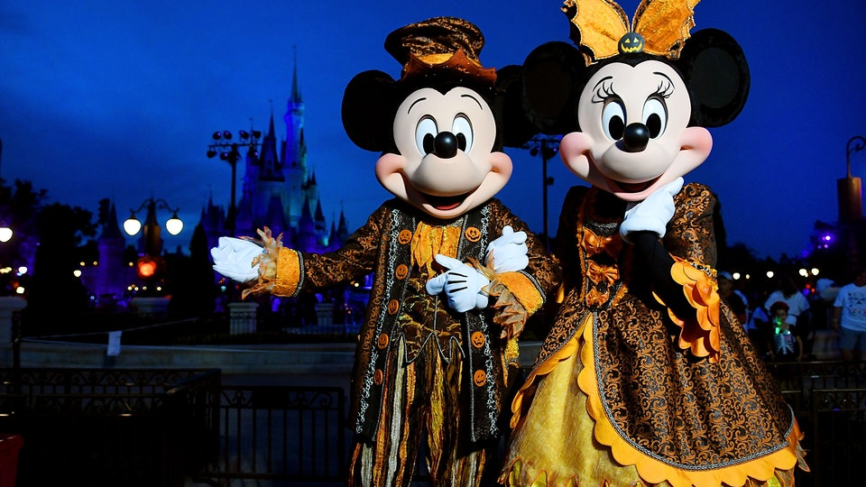 Disney has canceled its annual Not-So-Scary Halloween event.