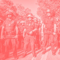 An activist group has unleashed heaps of highly sensitive police data