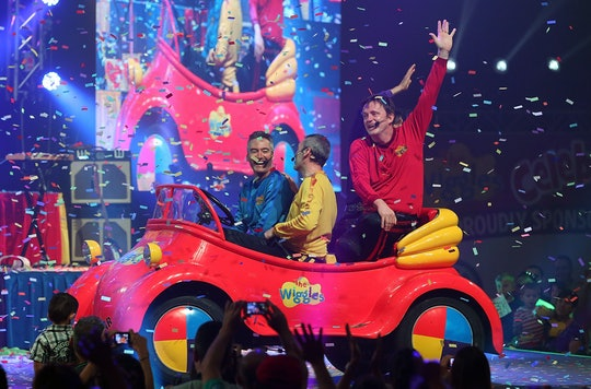 The Wiggles sold out the same venue where Trump struggled to fill seats over the weekend.