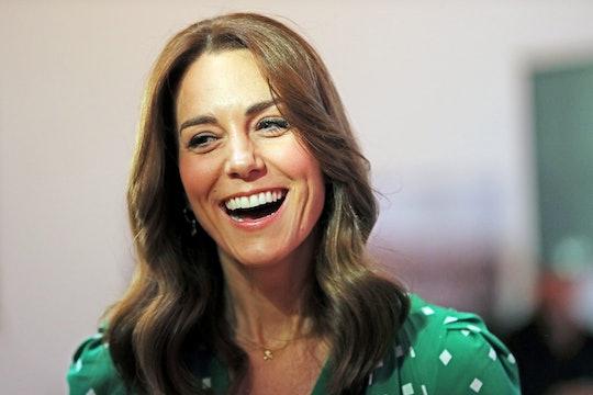 Kate Middleton seems really fond of her backyard swing.