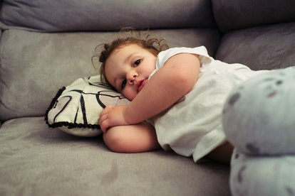 Toddlers can get headaches from all sorts of stress, hunger, and fatigue, experts say.