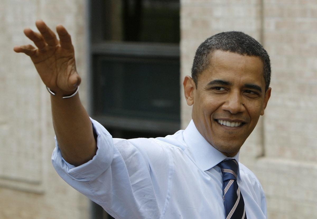 Barack Obama's Pride Live's Stonewall Day 2020 speech celebrates LGBTQ rights.