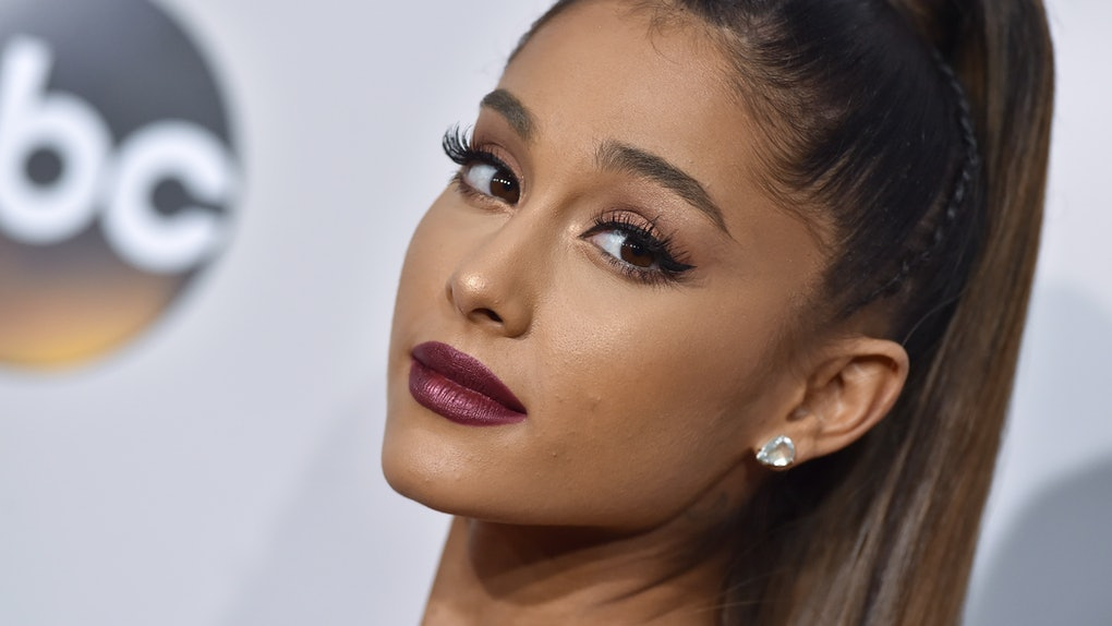 Ariana Grande's first Instagram photo with Dalton Gomez is too cute.