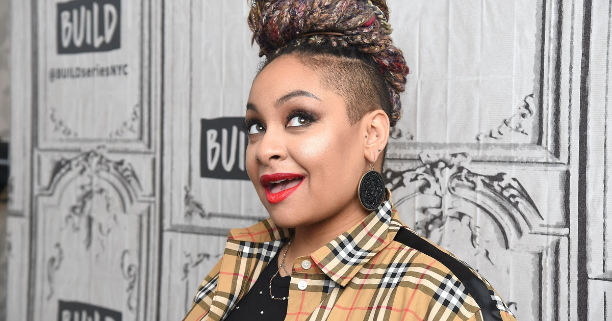 Here's Who Raven-Symoné Reportedly Dated Before Getting Married