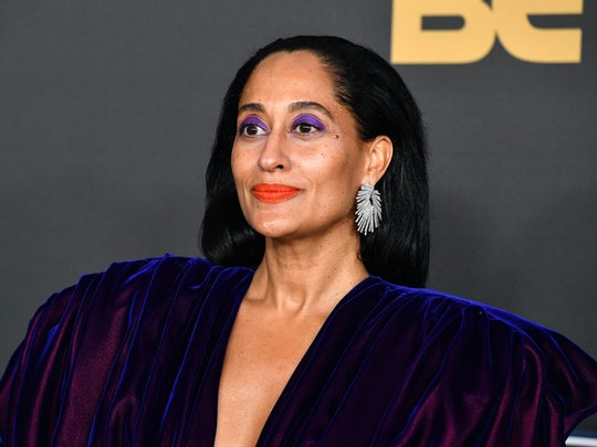 Tracee Ellis Ross' beauty look at the BET Awards is proof that she actually doesn't need a glam squad at all