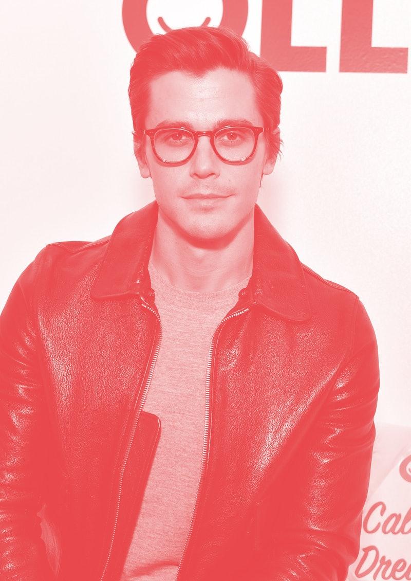 'Queer Eye' star Antoni Porowski is dating Kevin Harrington