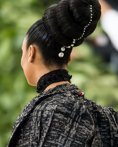 Black hairstylists to follow: Lacy Redway.