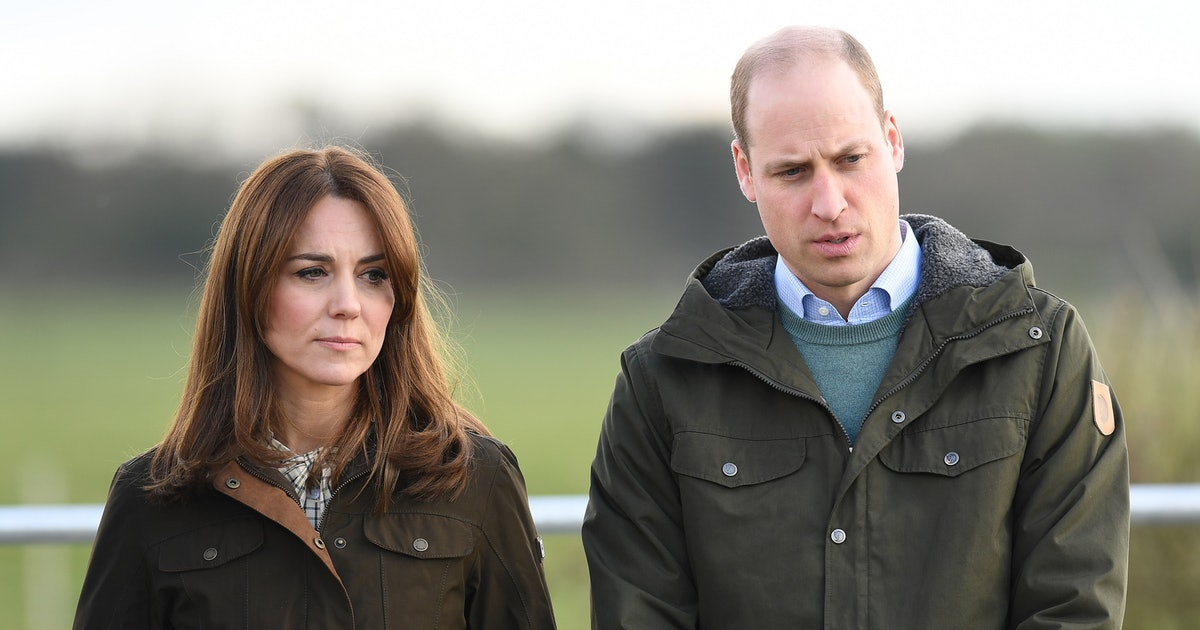 Kate Middleton & Prince William Voice Support For #BlackLivesMatter Through Charity