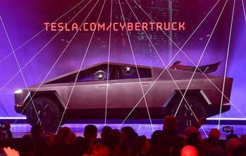 The Tesla Cybertruck has piqued the interest of police agencies around the world.