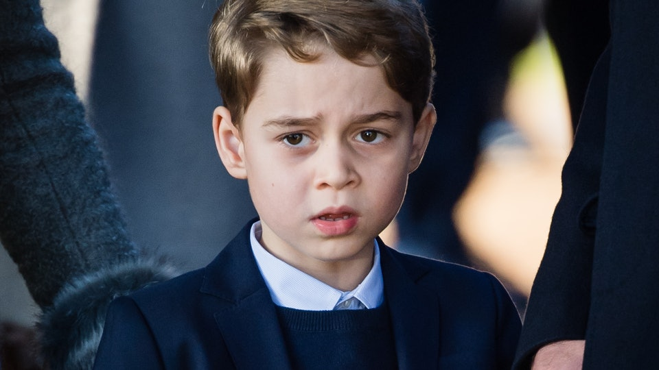 Prince George could go off to boarding school this fall.