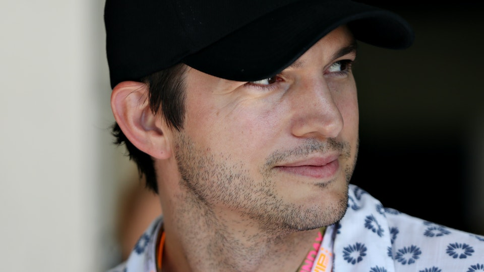 Ashton Kutcher called out people who say #AllLivesMatter