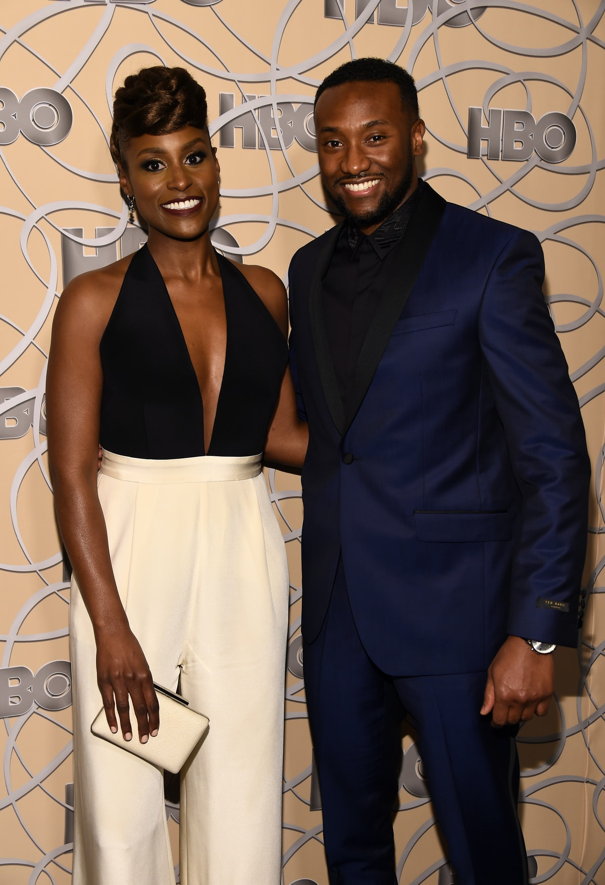 Issa Rae and Louis Diame's relationship history is pretty private.